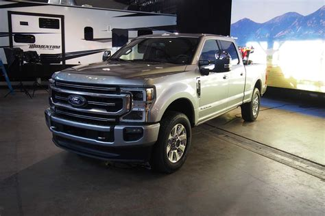 Ford Trucks 2020 by Brand New Big Block V8 10 Speed Transmission Coming To