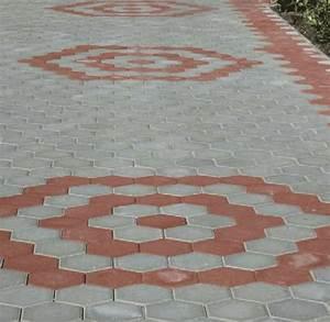 Pflastersteine Verlegen Muster : wabe1 harzer betonwarenwerke ~ Whattoseeinmadrid.com Haus und Dekorationen