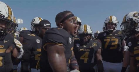 Back at it: Missouri releases Week 5 hype video for ...