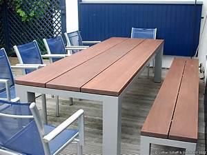 Gartentisch Metall Holz : gartentisch untergestell holz ~ Whattoseeinmadrid.com Haus und Dekorationen