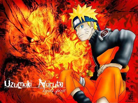 Naruto Nine Tails Wallpaper