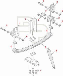 Replacement Isuzu Suspension Parts