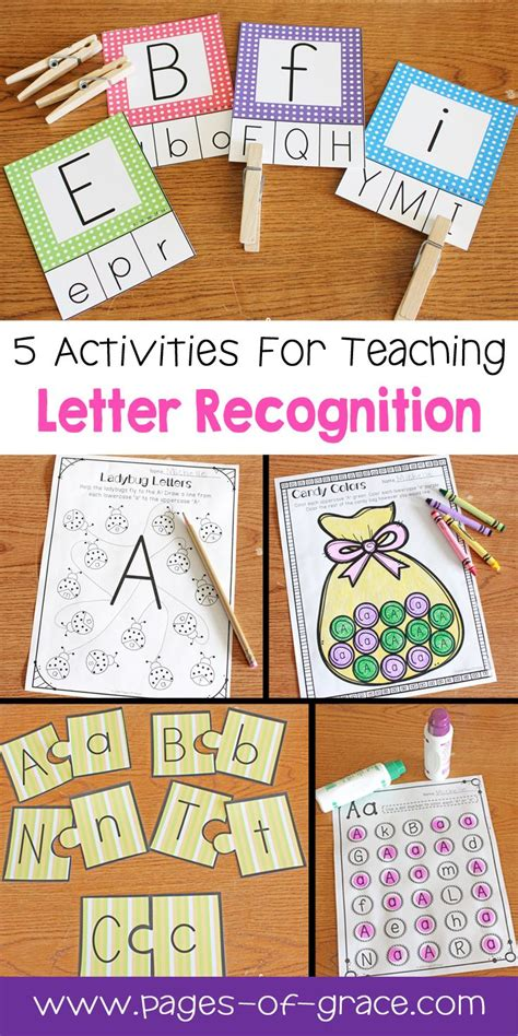25+ Best Ideas About Letter Games On Pinterest  Letter Recognition Kindergarten, Letter