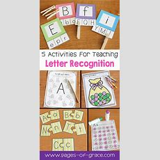 25+ Best Ideas About Letter Games On Pinterest  Letter Recognition Kindergarten, Letter