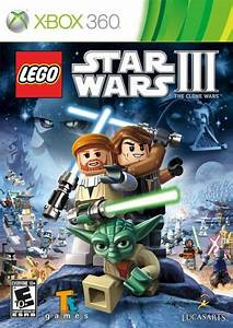 Best Lucas Art Lego Star Wars 3 The Clone Wars Xbox 360