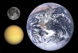 Saturn's Moon Titan - Universe Today