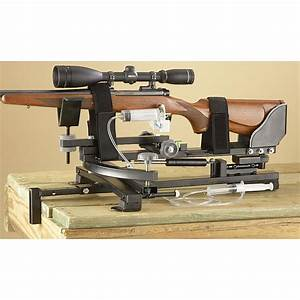 Rifle rest diy crafts