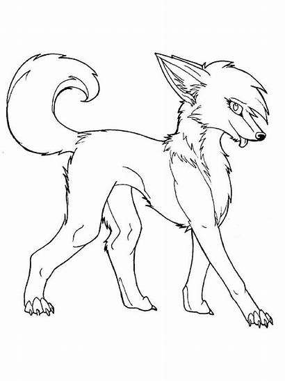 Fox Coloring Pages Hound Colouring Printable Pretty