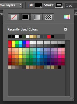 color fill photoshop color how do i change the colour of a shape in photoshop