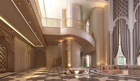 Luxury Design : Modern Villa Interior Design In Dubai