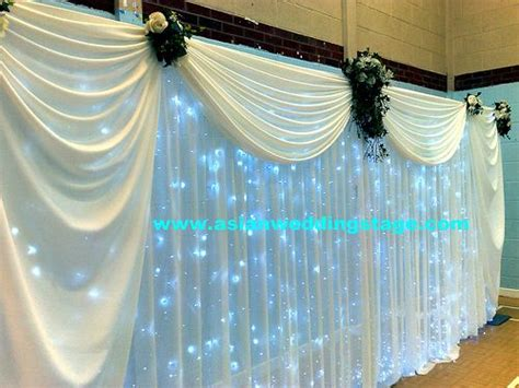 Background Winter Backdrop Ideas by Wedding Mehndi Walima Stage Backdrops In 2019