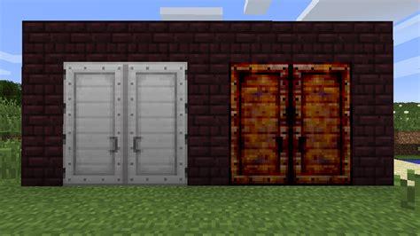 minecraft iron door big doors v 1 3 0 minecraft mods mapping and modding