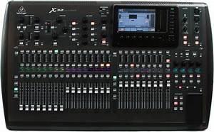 Foh Engineer Behringer X32 Digital Mixer Behringer X32 Digital