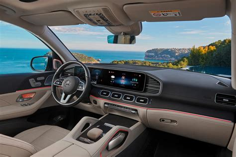 Our comprehensive coverage delivers all you need to know to make an informed car buying decision. 2021 Mercedes-Benz GLS-Class SUV Interior Photos | CarBuzz