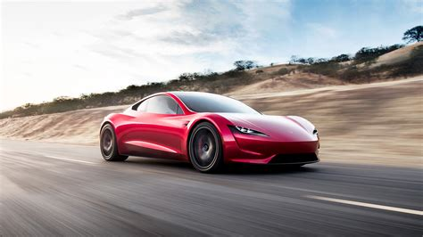Tesla Car :  Electric Hypercar Spotted On The Road