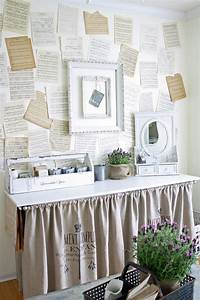 Sublime shabby chic wall decor ideas decorating