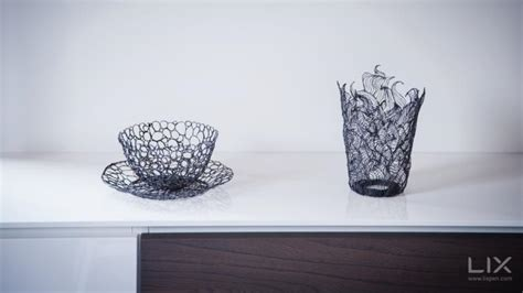 Home Decor 3d Printing : See The 'world's Smallest' 3d Printing Pen In Action