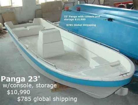 Panga Boat Builders by Imensa Panga Eduardono Panga Mexican Boat Builder