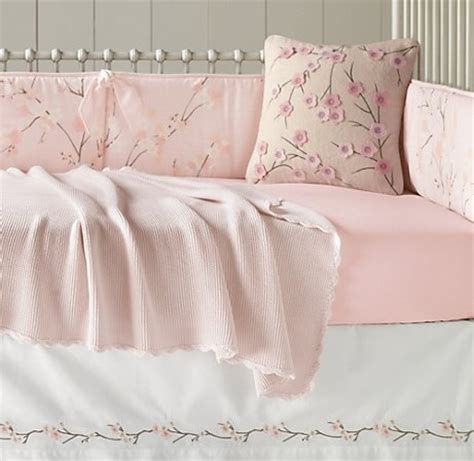 Restoration Hardware Crib Bedding by Baby Restoration Hardware European Cherry Blossom