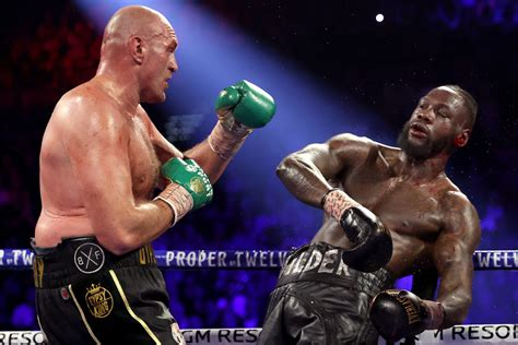 Tyson Fury vs Deontay Wilder 2 breaks £13m gate ticket ...