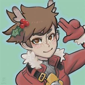 OW Christmas Icons Overwatch Amino