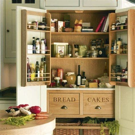 compact kitchen cabinets freestanding armoire transformed into a pantry with added 2400