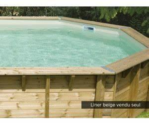 Liner Piscine Octogonale : ubbink liner pour piscine octogonale oc a 430 x 120 cm ~ Melissatoandfro.com Idées de Décoration