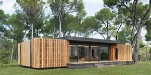 Pop Up House Avis : maison bois ecologique economique ventana blog ~ Dallasstarsshop.com Idées de Décoration