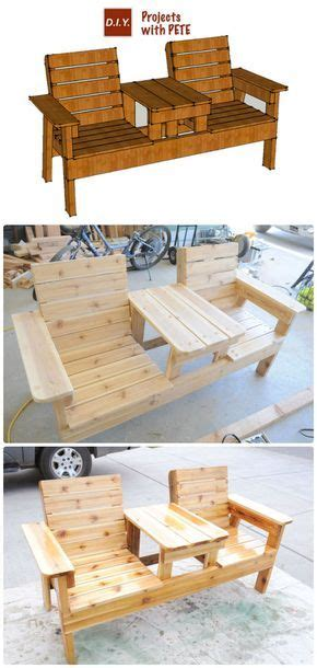 ideas  pallet furniture instructions  pinterest pallet projects instructions