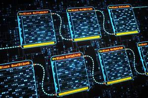 Blockchain could revolutionize how we share data, buy and ...