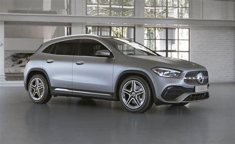 Interior colors & options gla 250. Mercedes GLA H247 (2020) - Couleurs / Colors