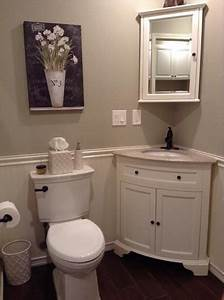 Best 25 Corner Bathroom Vanity Ideas Pinterest Sink For