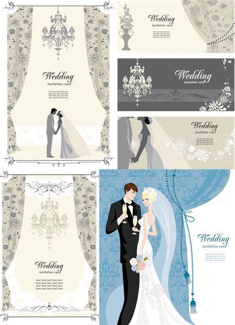 fashion invitation card template wedding invitation design templates free