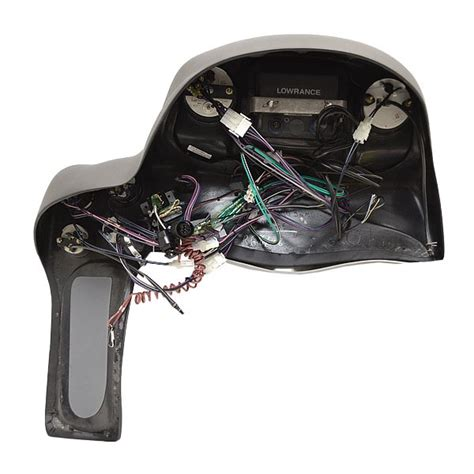 Stratos Boat Key by Stratos 201 Xl Black Silver Boat Switch Dash Panel