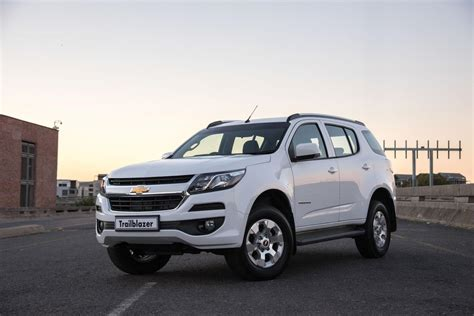 2016 Chevrolet Trailblazer (2016) Specs And Pricing