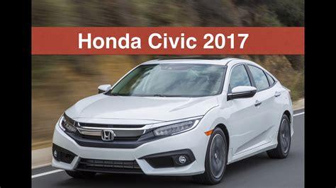 Honda Civic 2017 Rating by Honda Civic 2017 Sedan And Coupe Pricing And Epa Ratings