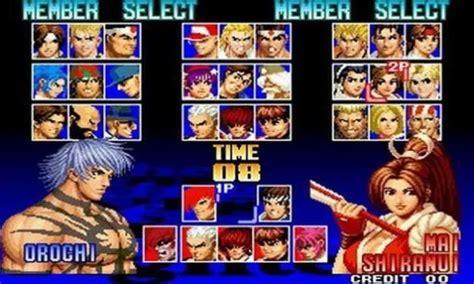 baixar jogo the king of fighters 97 gratis