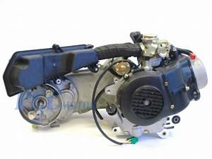 50cc 4 Stroke Gy6 Scooter Engine 139qmb Motor Auto Carb