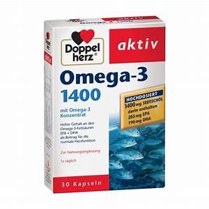 Omega Berechnen : doppelherz omega 3 1400 kapseln jetzt bei nu3 bestellen ~ Themetempest.com Abrechnung
