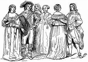 Nobility from the Time of Charles I | ClipArt ETC