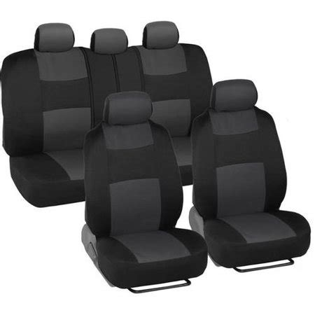 covers at walmart bdk polycloth car seat covers with floor mats and steering