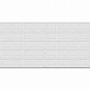 ideal doorr 3 star standard value non insulated garage With 16 x 9 insulated garage door