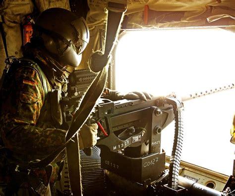 Door Gunner Of A Bundeswehr Ch 53