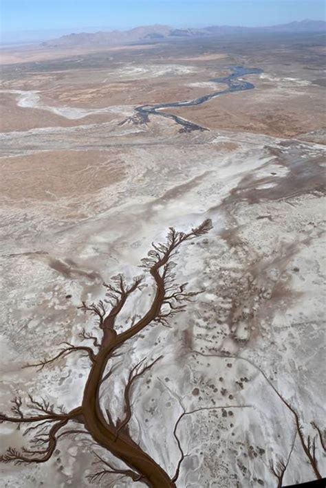 how is sand that flows in a river formed the colorado river flows to the sea national geographic blog