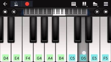 janam janam dilwale arijit singh perfect piano
