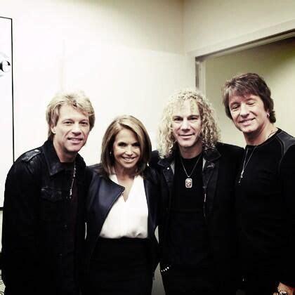 Katie Couric Other Jon Bon Jovi