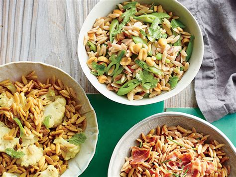 Orzo Recipes  Cooking Light