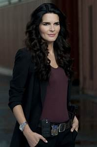 """These Are Their Stories: Angie Harmon """"Rizzoli and Isles ..."""