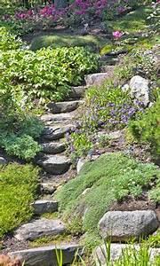 Steingarten Am Hang : steingarten an einer hanglage hier bieten sich treppen aus bruchsteinen an mein garten ~ Eleganceandgraceweddings.com Haus und Dekorationen