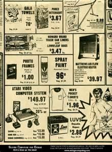 Old Newspaper Ads